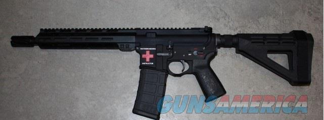 "Spikes ST-15 Pistol Waterboarding 10.5"" w/SB Tactical Brace $925 NEW  Guns > Pistols > Spikes Tactical Pistols"