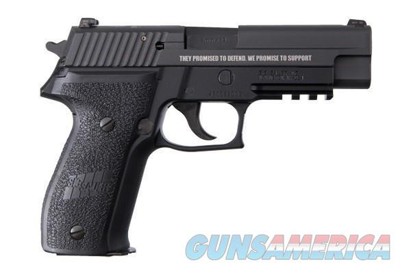 Sig Sauer MK25 226 OHT Limited Edition 9mm w/Coin and Knife $999  Guns > Pistols > Sig - Sauer/Sigarms Pistols > P226