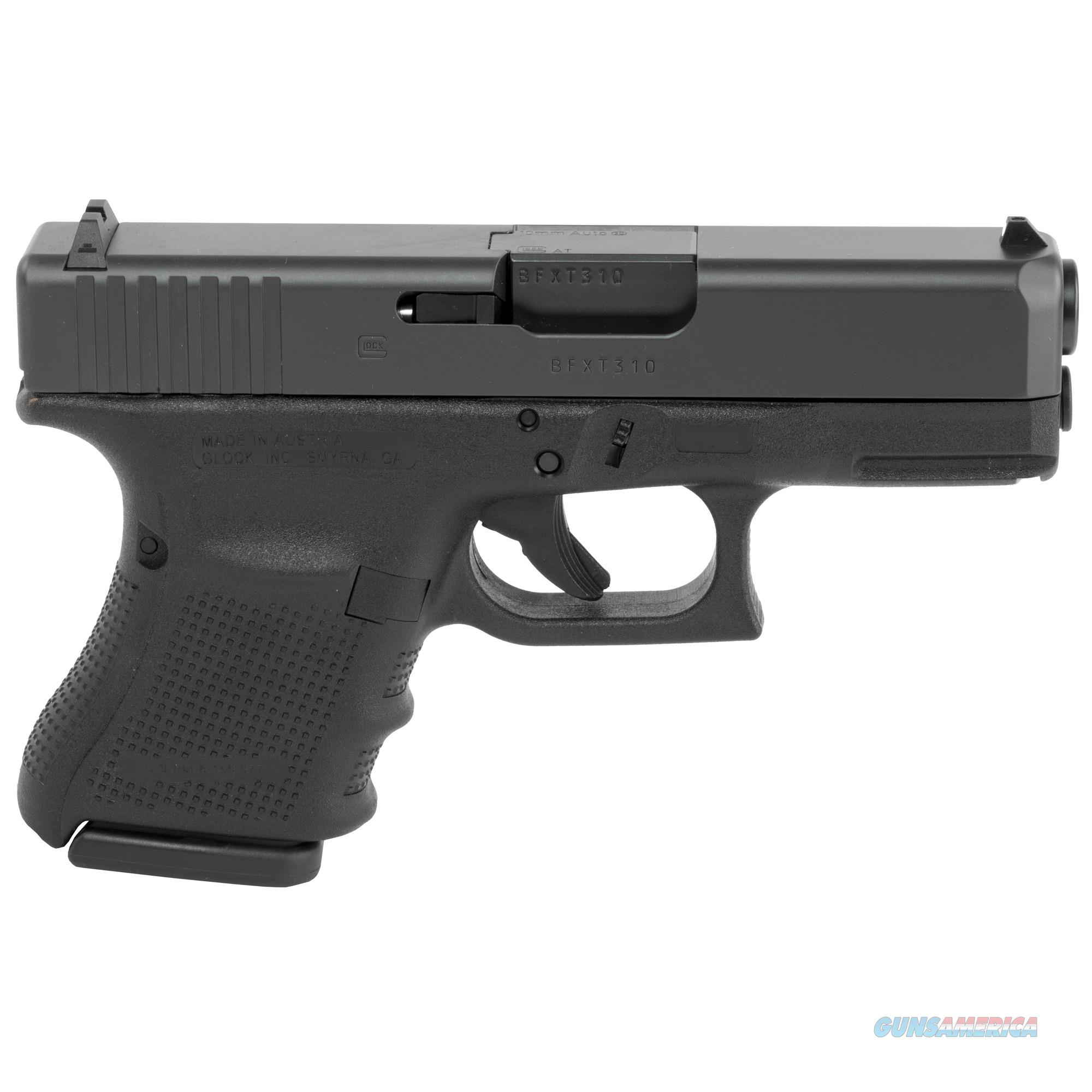 Glock 29 Gen 4 PG-29502-01 10mm 10+1 cap w/3 mags $579 NIB  Guns > Pistols > Glock Pistols > 29/30/36