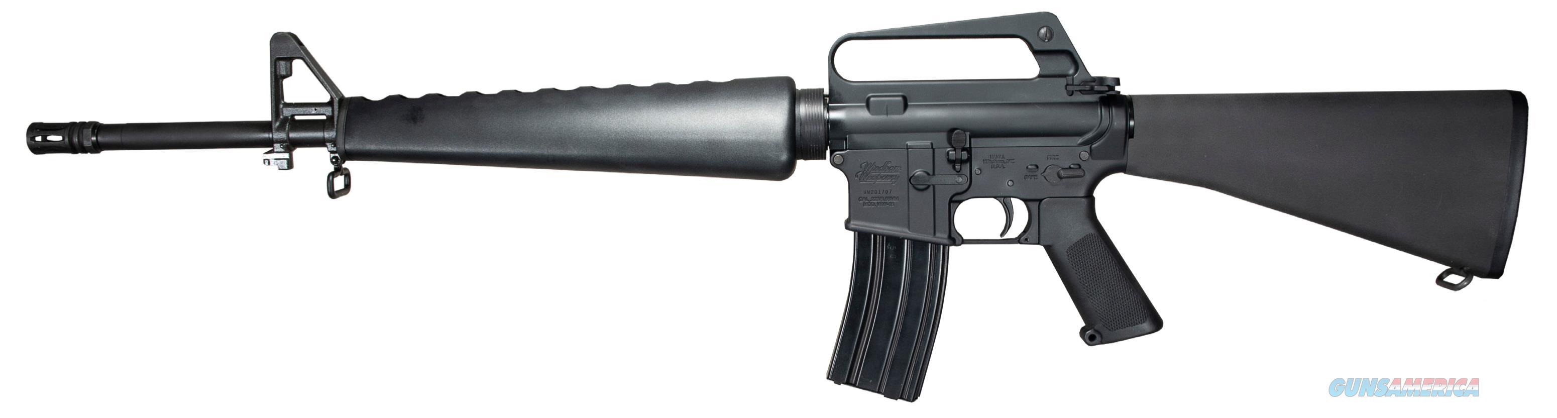 "Windham Weaponry Vietnam Era Retro Rifle, M4A2, 5.56Nato, 20"" $925 NIB  Guns > Rifles > Windham Weaponry Rifles"