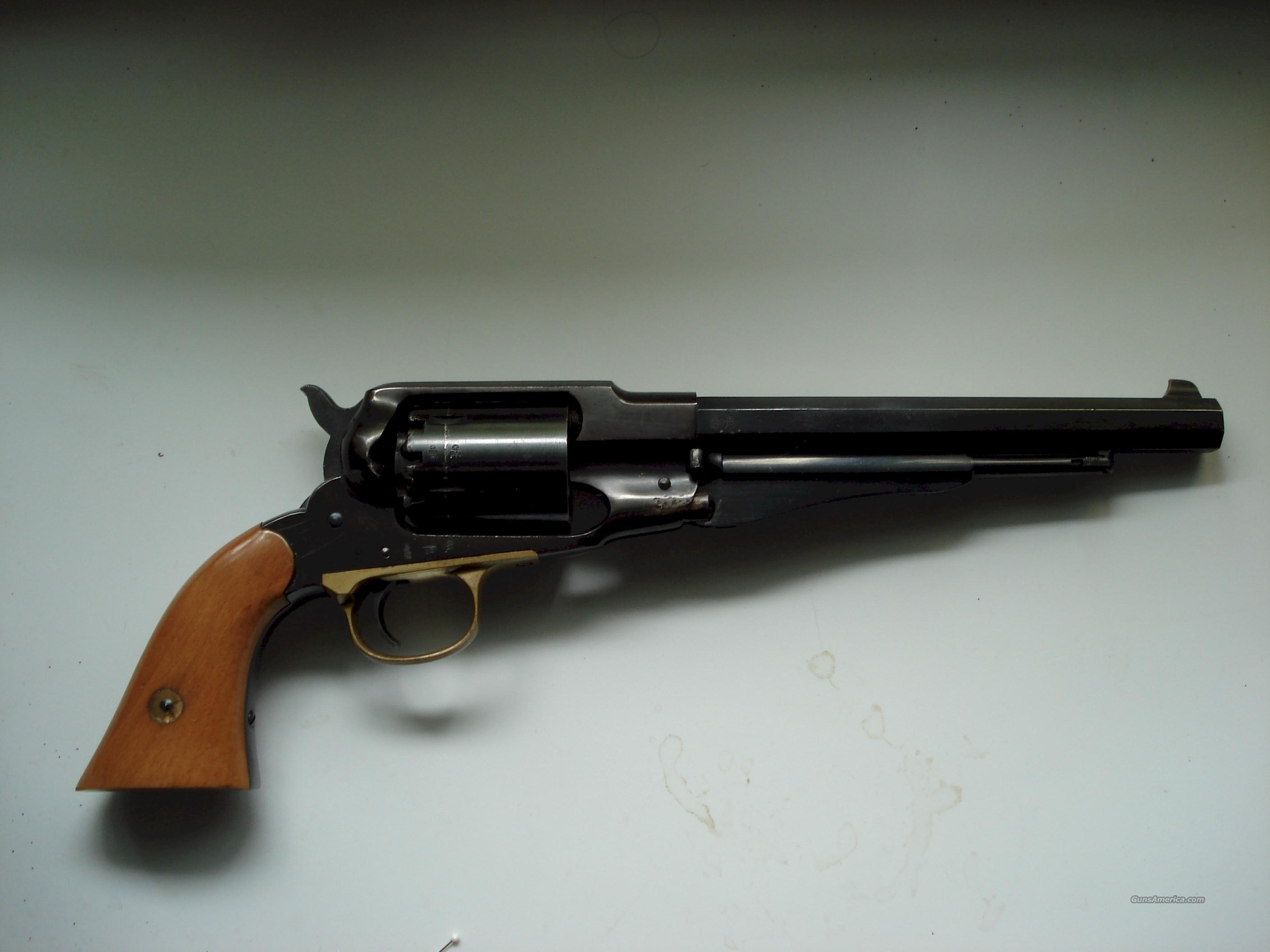1858 Remington New Army Cap and Ball  Guns > Pistols > Remington Replica Pistols