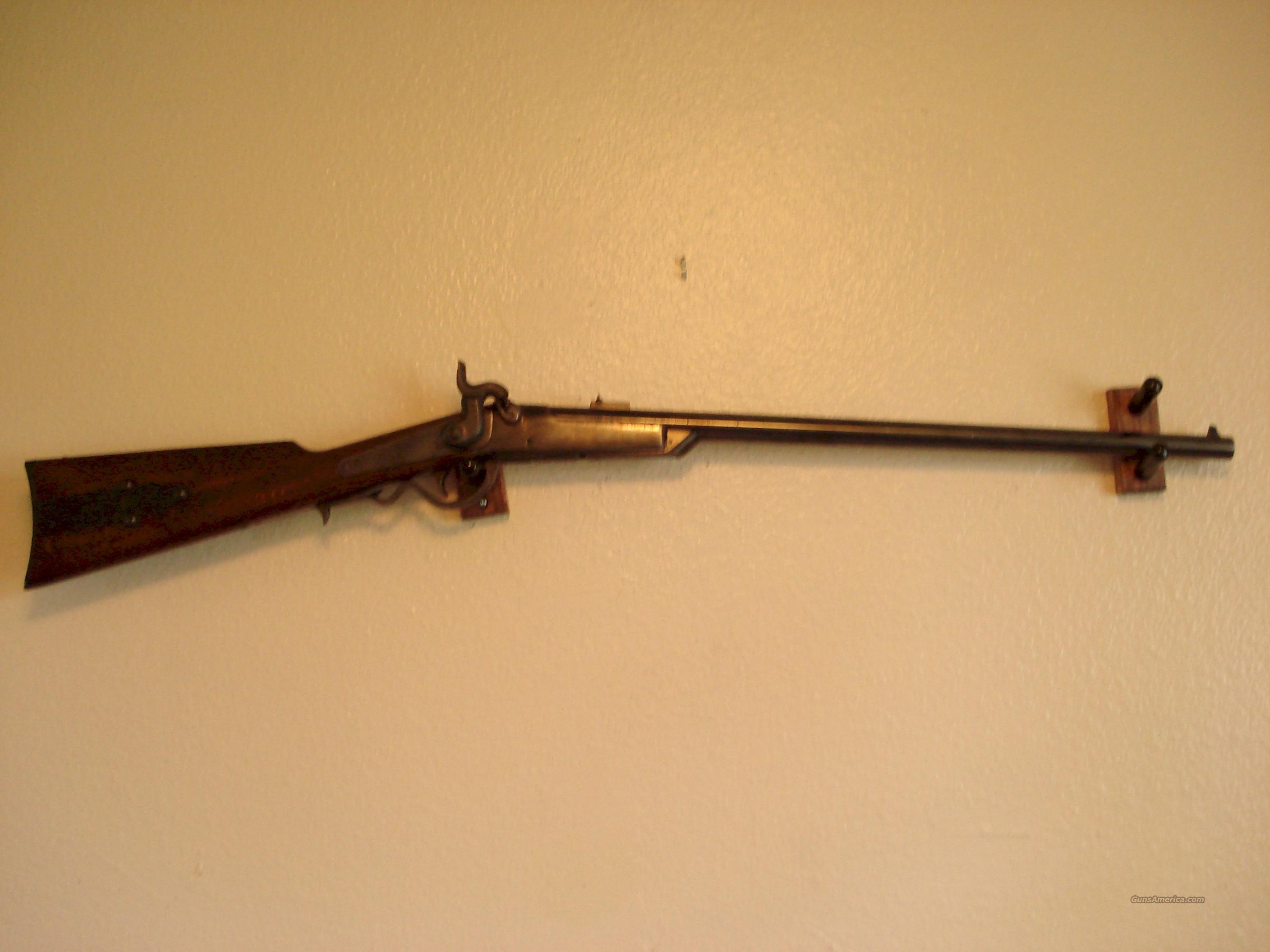 1860 Gallagher by ERMA WERKS  Guns > Rifles > Muzzleloading Modern & Replica Rifles (perc) > Replica Muzzleloaders