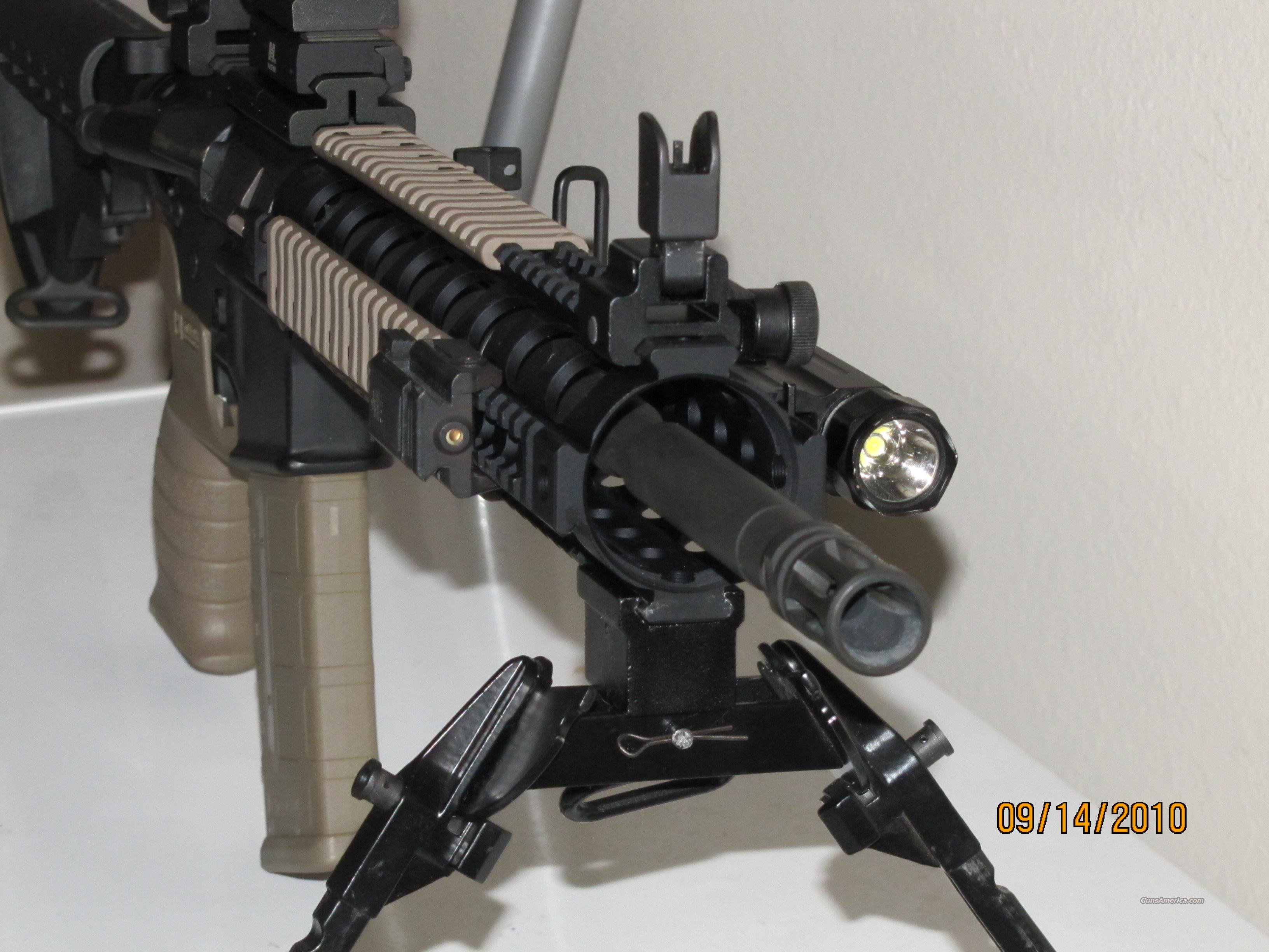 CUSTOM DPMS AR15 FREE SHIPPING  Guns > Rifles > AR-15 Rifles - Small Manufacturers > Complete Rifle
