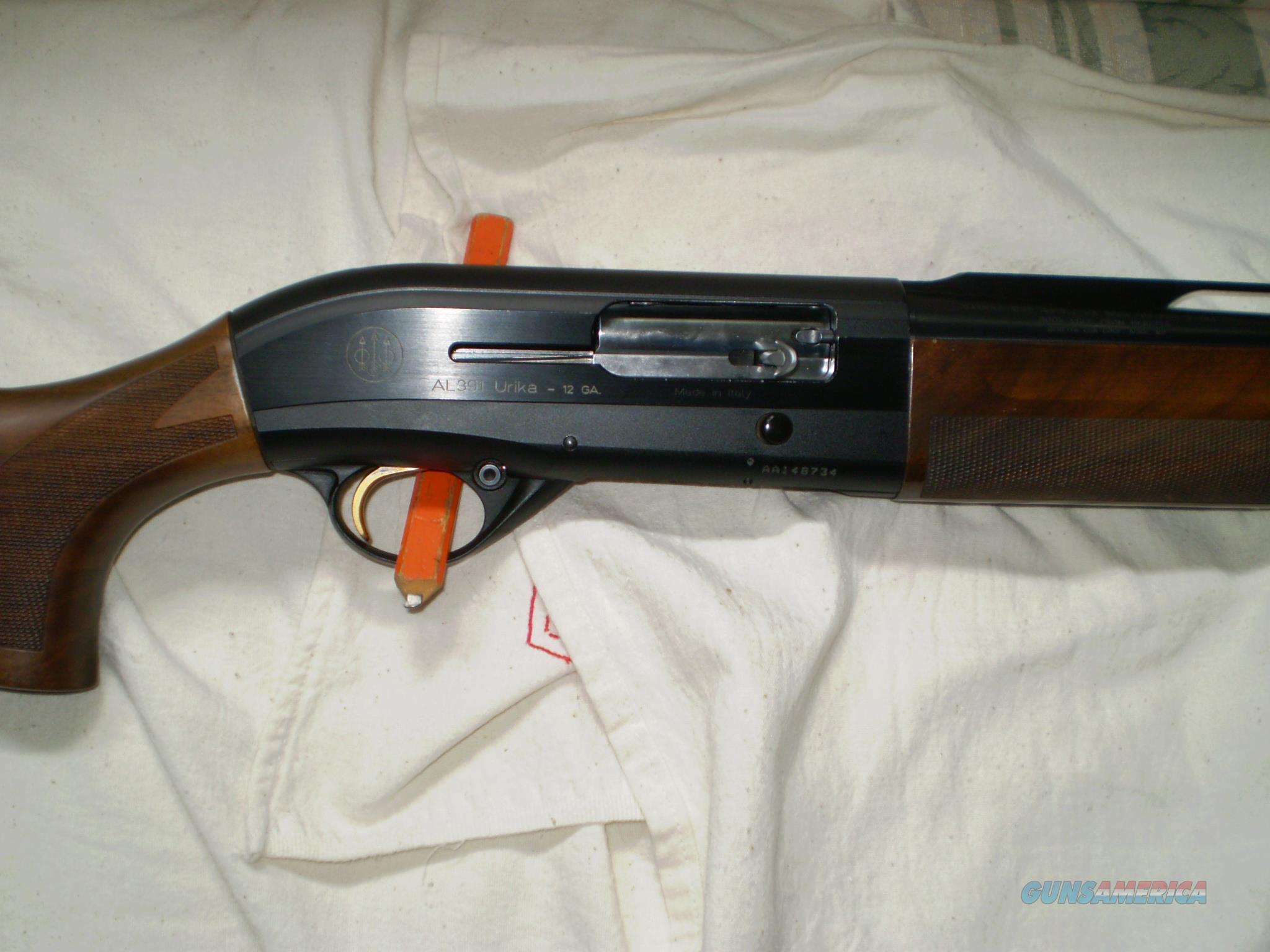 "391 parallel target  30""  nice  Guns > Shotguns > Beretta Shotguns > Autoloaders > Trap/Skeet"