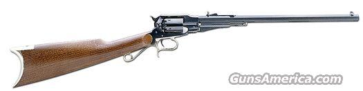 Cap & Ball Cattlemans Carbine  Guns > Rifles > Pedersoli Rifles > Percussion