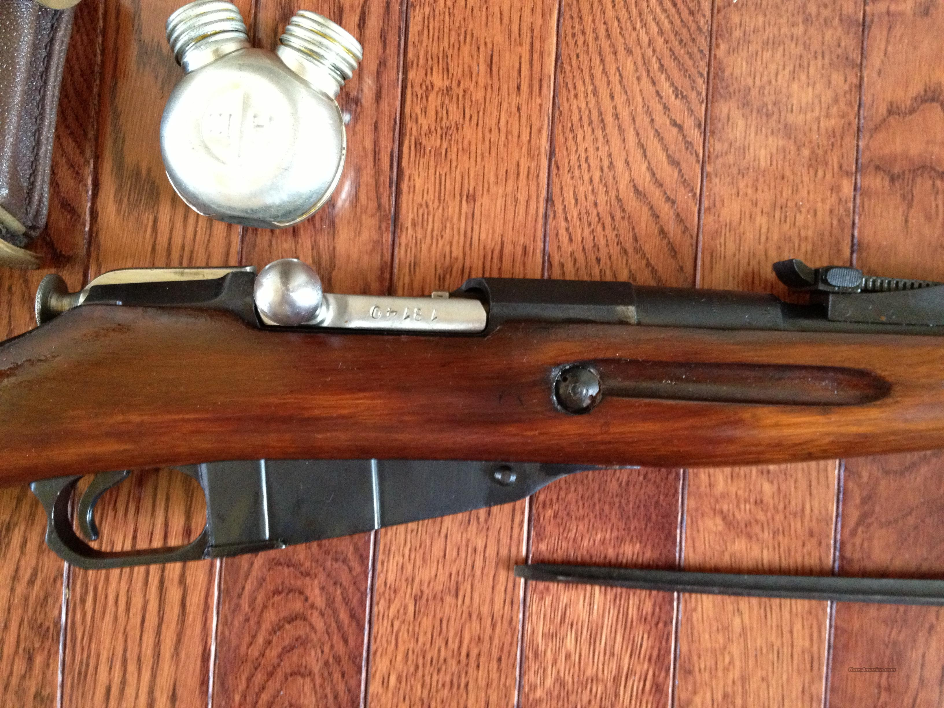 Memorial Day Sale ! Reduced $75!!  1927 SPECIAL HEX SHAPED RECEIVER! Premium Collector Grade A++ Matching Serial Numbers** WORLD WAR II ISSUE **Russian 1891/30 7.62x54R  Mosin Nagant Rifle  Guns > Rifles > Mosin-Nagant Rifles/Carbines