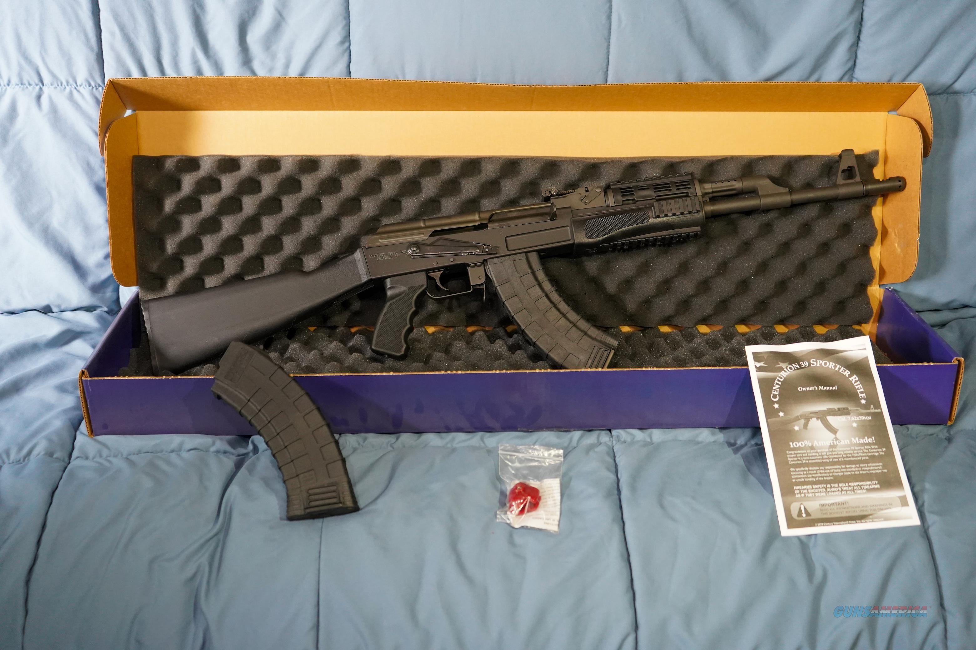 Centurion 39 Sporter  Guns > Rifles > Century International Arms - Rifles > Rifles