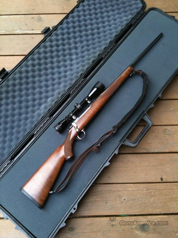 Ruger M77 Mark II 30.06  Guns > Rifles > Ruger Rifles > Model 77