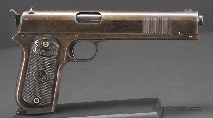 Colt Model 1902 Sporting  Guns > Pistols > Colt Automatic Pistols (.25, .32, & .380 cal)