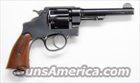 Smith & Wesson Model 1917  Guns > Pistols > Smith & Wesson Revolvers > Pre-1945