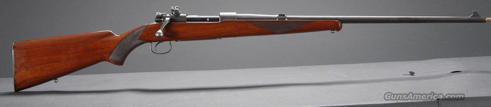 Winchester Model 54  Guns > Rifles > Winchester Rifles - Modern Bolt/Auto/Single > Other Bolt Action