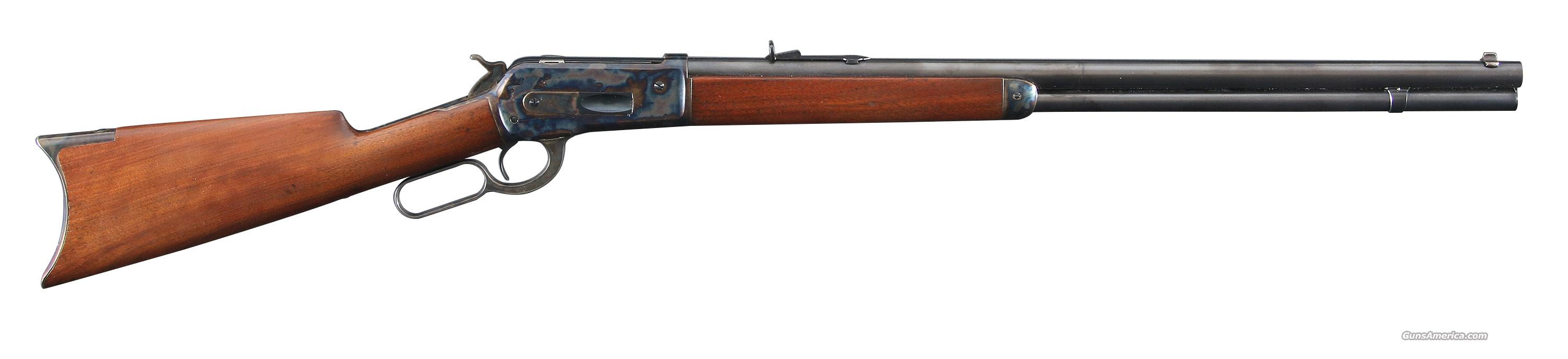 Winchester Model 1886, Mfg. 1893, Restored by Turnbull  Guns > Rifles > Winchester Rifles - Pre-1899 Lever