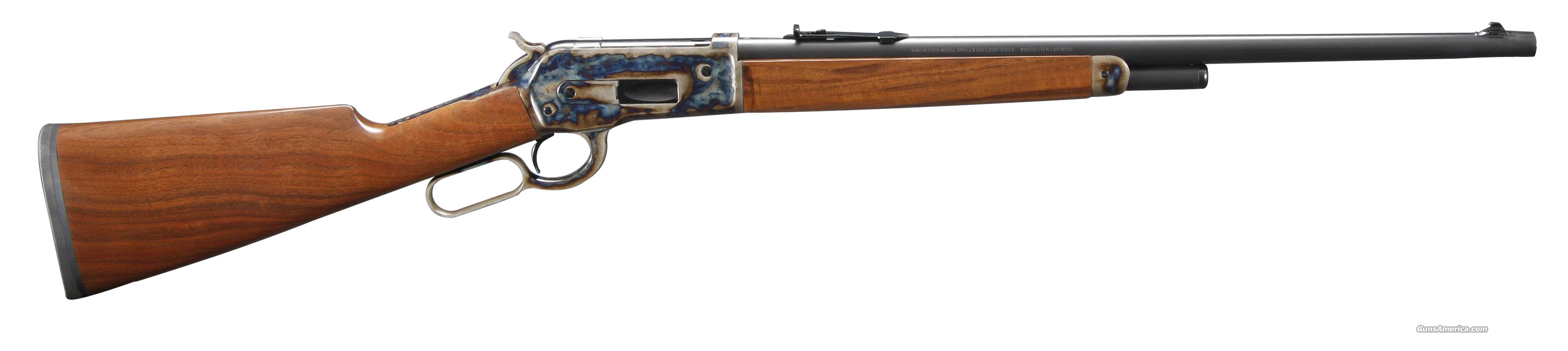 Winchester/USRAC Model 1886 XLW - Finishes by Turnbull  Guns > Rifles > Winchester Rifles - Modern Lever > Other Lever > Post-64