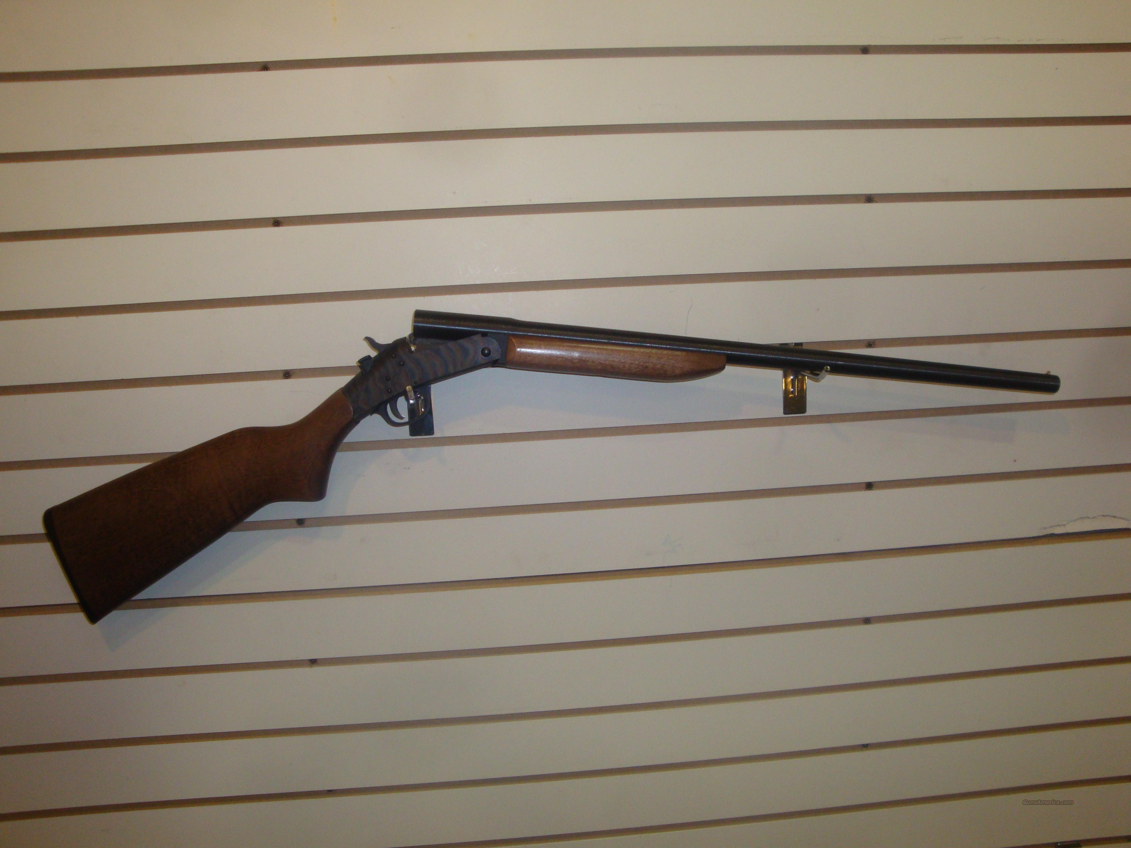 New England Firearms Pardner 20 GA NEW  Guns > Shotguns > New England Firearms (NEF) Shotguns