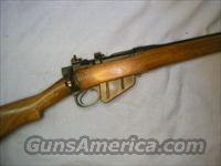 British Enfield .303 caliber sporter  Guns > Rifles > Enfield Rifle