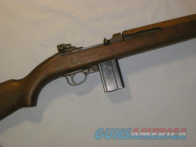 WWII Rock-Ola M1 Carbine .30 cal. orig. finish  Guns > Rifles > Military Misc. Rifles US > M1 Carbine