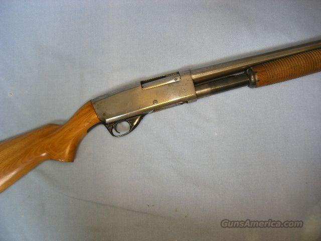 "Savage 67H 12 gauge Riot shotgun w/18"" bbl.  Guns > Shotguns > Savage Shotguns"