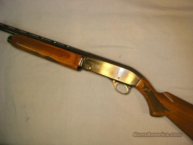 High Standard Supermatic C1200 semi-auto 12 gauge shotgun, C&R ok  Guns > Shotguns > High Standard Shotguns