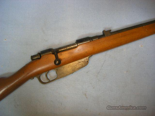 Italian 7.35mm Carbine, 1939, SA marked  Guns > Rifles > Military Misc. Rifles Non-US > Other