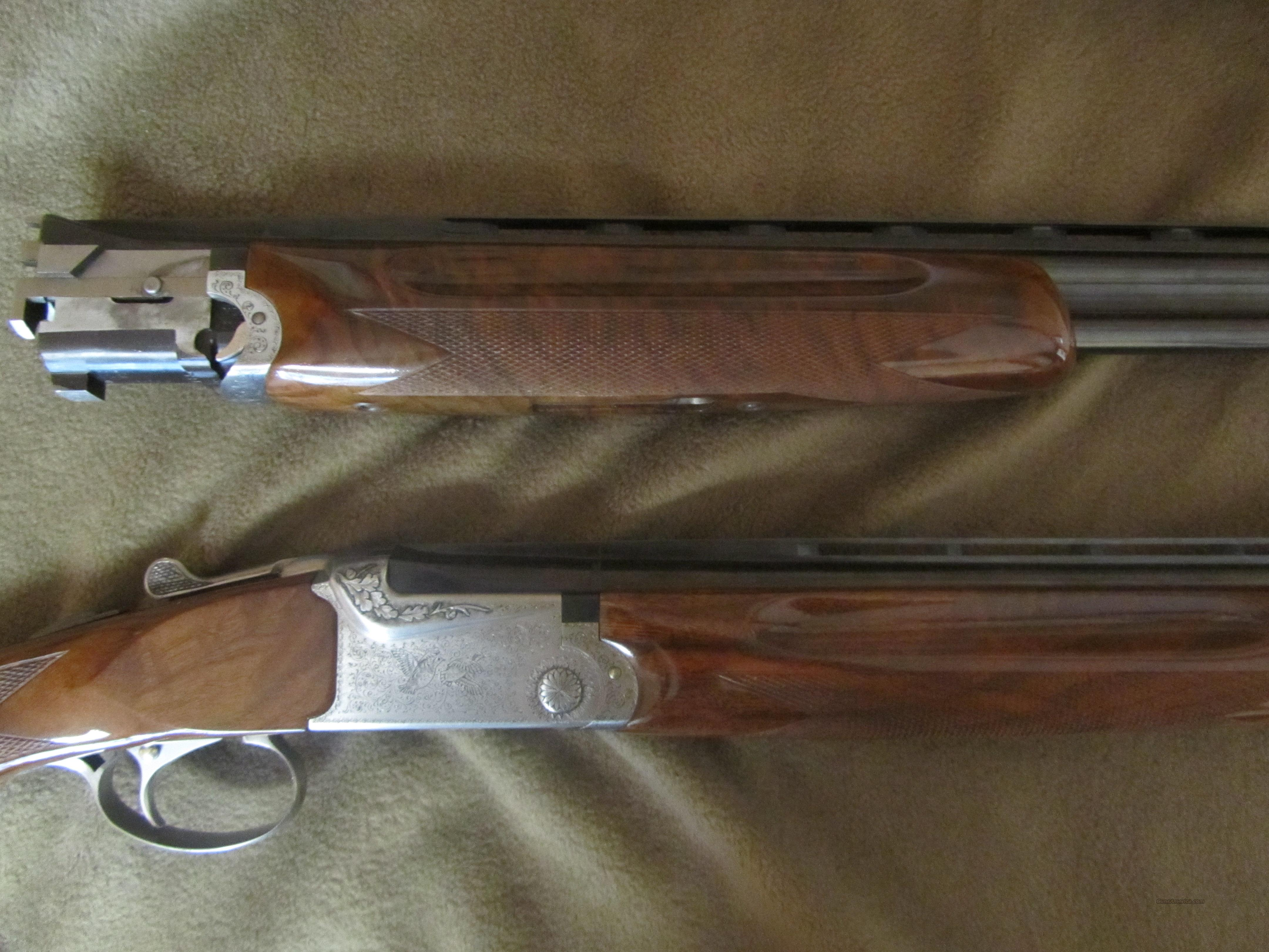 SKB two barrell set in 28 and 410  Guns > Shotguns > SKB Shotguns > Hunting