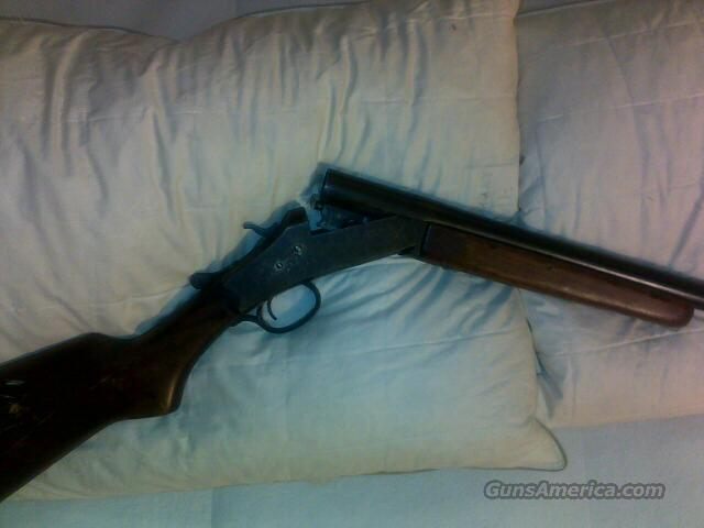 eastern arms single shot 12 gauge shot gun  Guns > Shotguns > E Misc Shotguns
