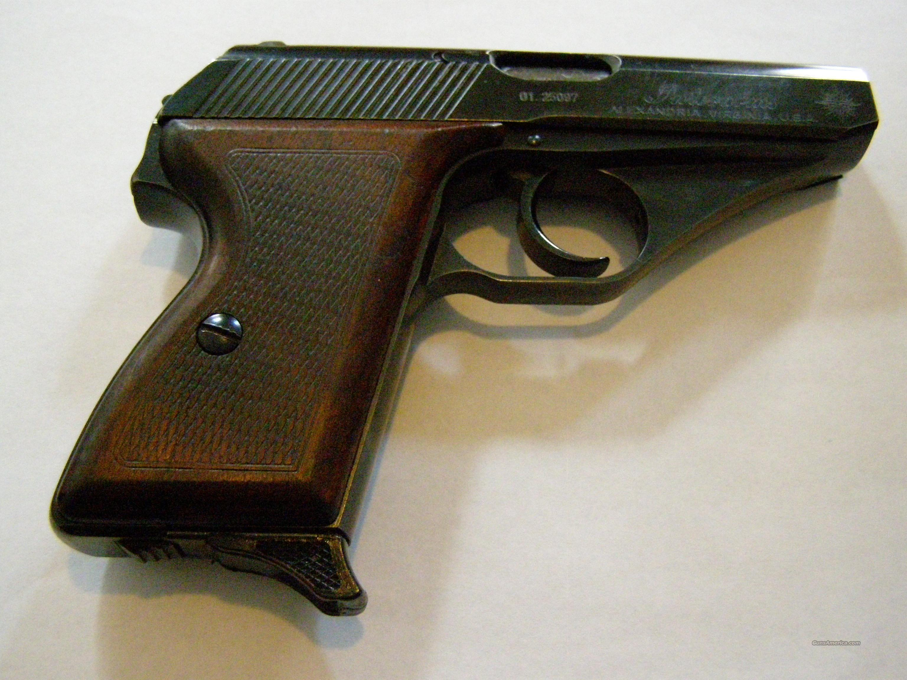 "Mauser ""original"" Modell HSc made in Germany .380 marked 9mm kurz semi auto pistol Trade welcome  Guns > Pistols > Mauser Pistols"