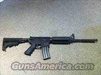 M4 style AR 15 Saber Tactical milled upper/lower New York NY Ban Compliant rifle carbine  Guns > Rifles > AR-15 Rifles - Small Manufacturers > Complete Rifle