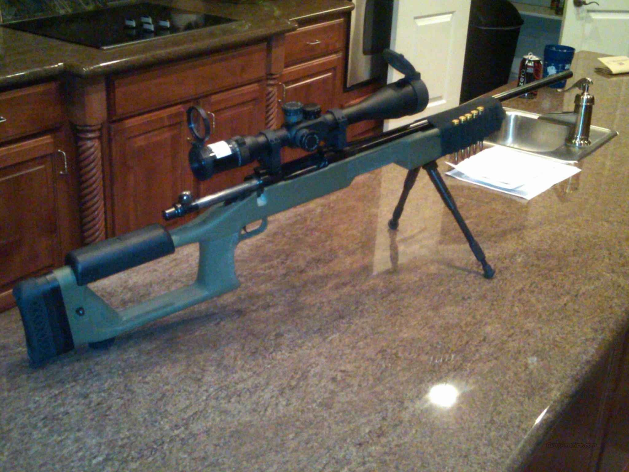 Remington 700 .270 choate tactical sniper stock  w/ scope & bipod  Guns > Rifles > Remington Rifles - Modern > Model 700 > Tactical