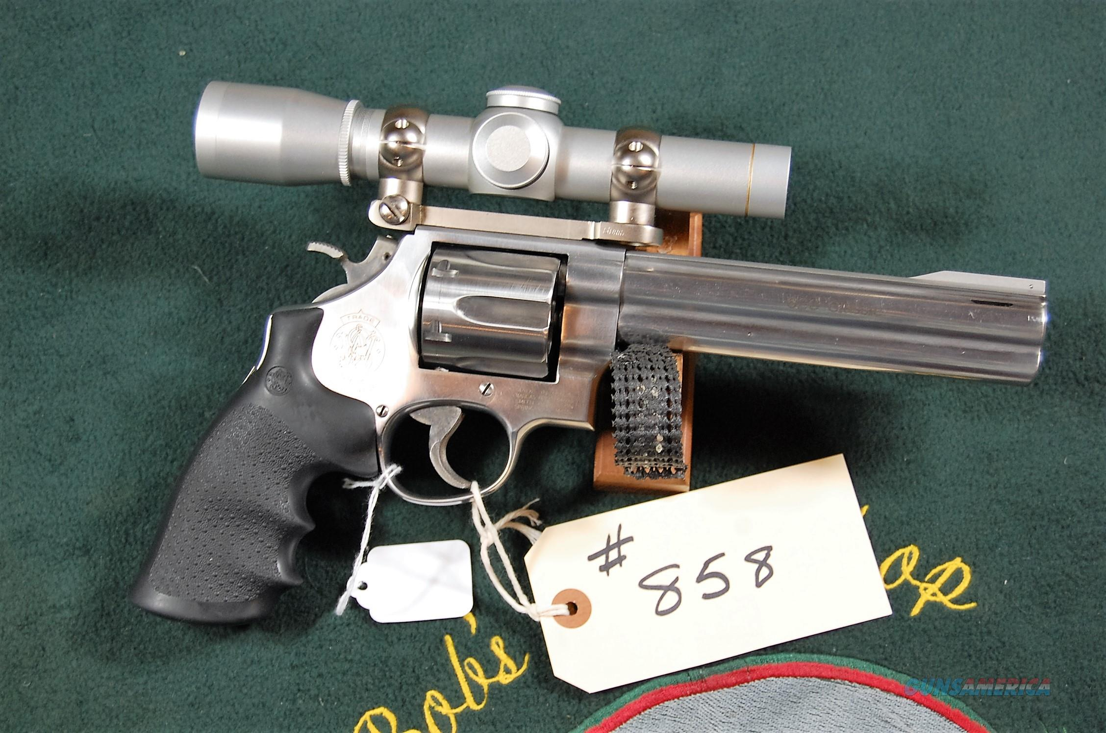 Smith&Wesson 629-4  Guns > Pistols > Smith & Wesson Revolvers > Model 629