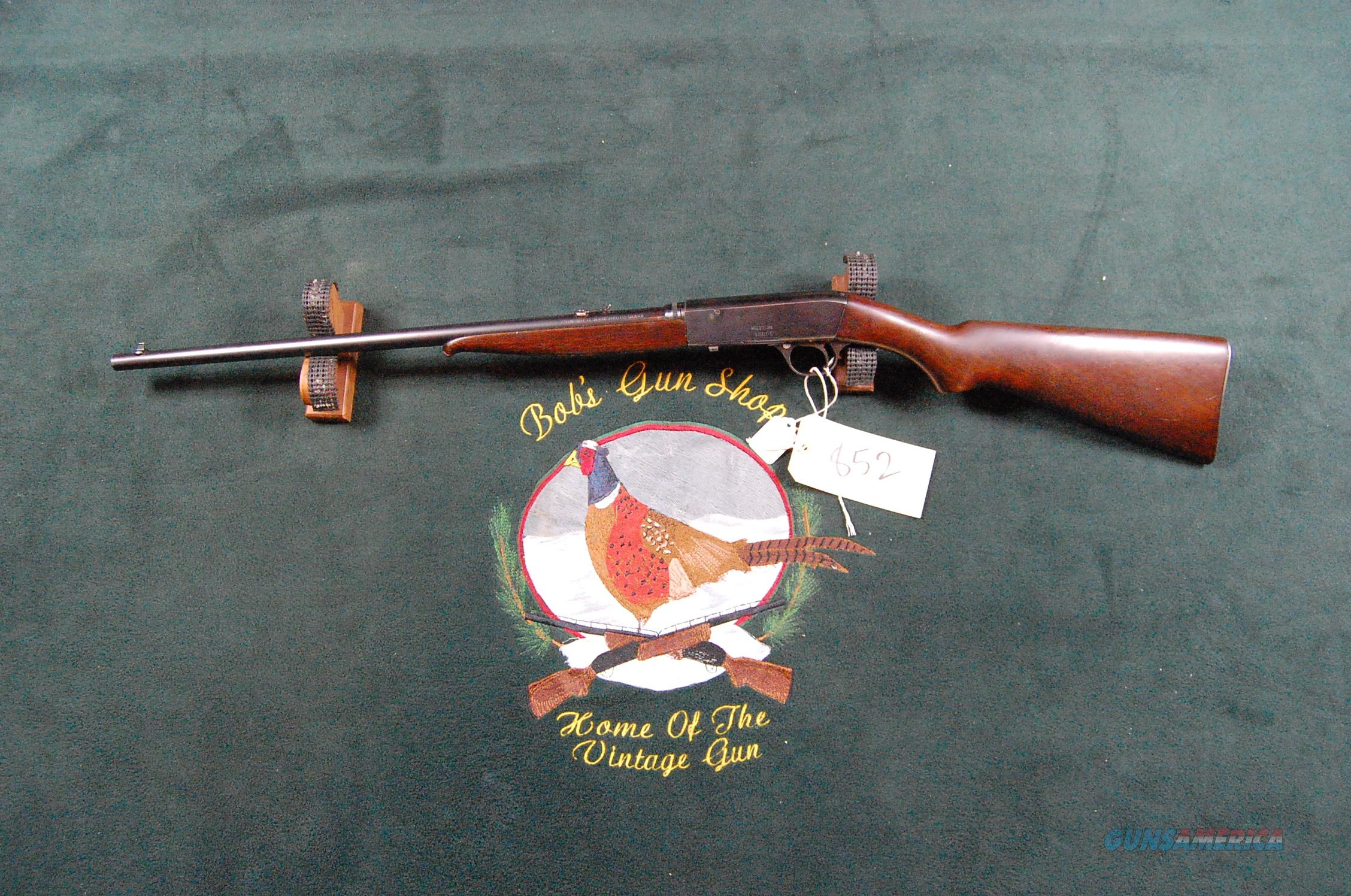 REMINGTON MODEL 24 .22LR.  Guns > Rifles > Remington Rifles - Modern > .22 Rimfire Models
