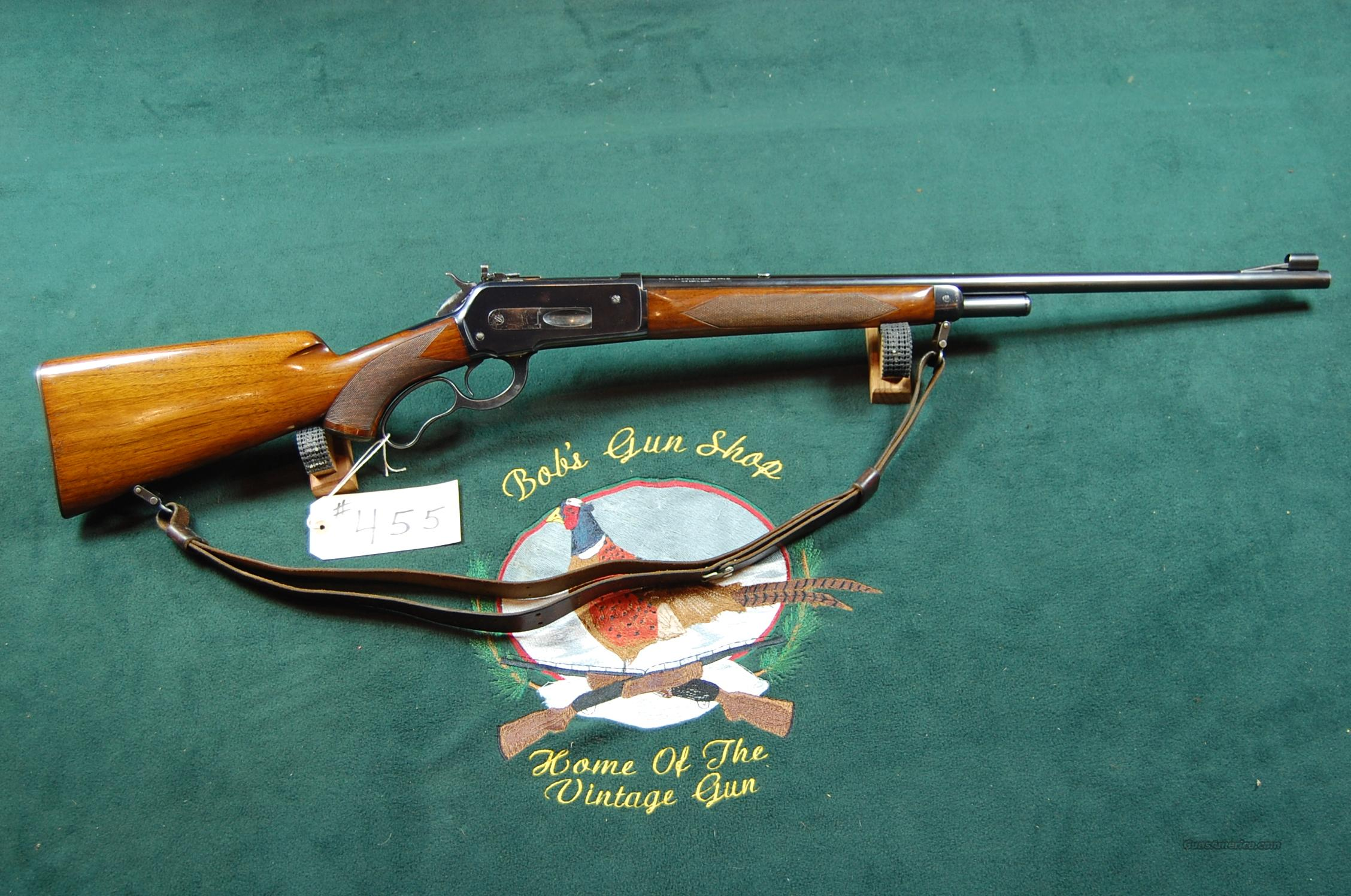 Wichester model 71 Deluxe  Guns > Rifles > Winchester Rifles - Modern Lever > Other Lever > Pre-64