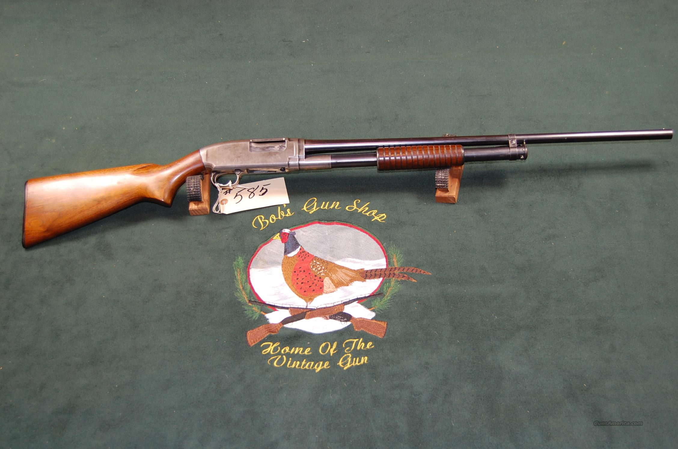 WINCHESTER MODEL 12  Guns > Shotguns > Winchester Shotguns - Modern > Pump Action > Hunting