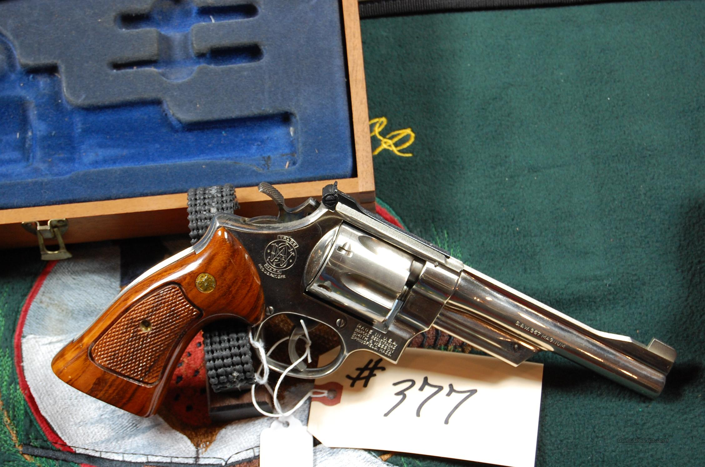 Smith and Wesson  Guns > Pistols > Smith & Wesson Revolvers > Full Frame Revolver