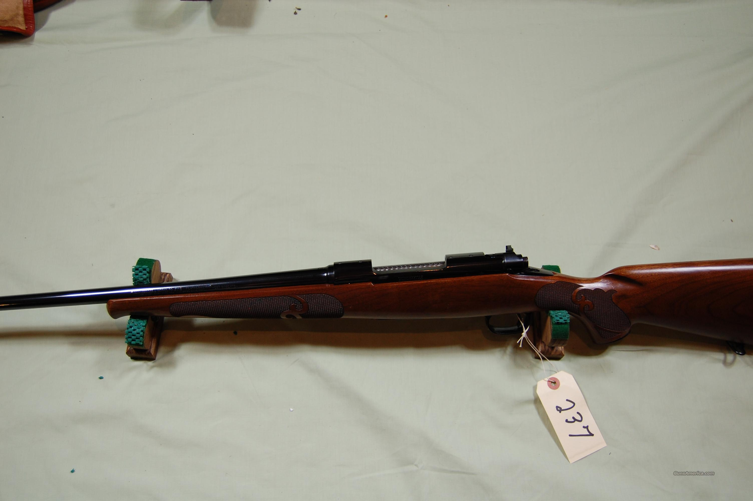 WINCHESTER MODEL 70  Guns > Rifles > Winchester Rifles - Modern Pump