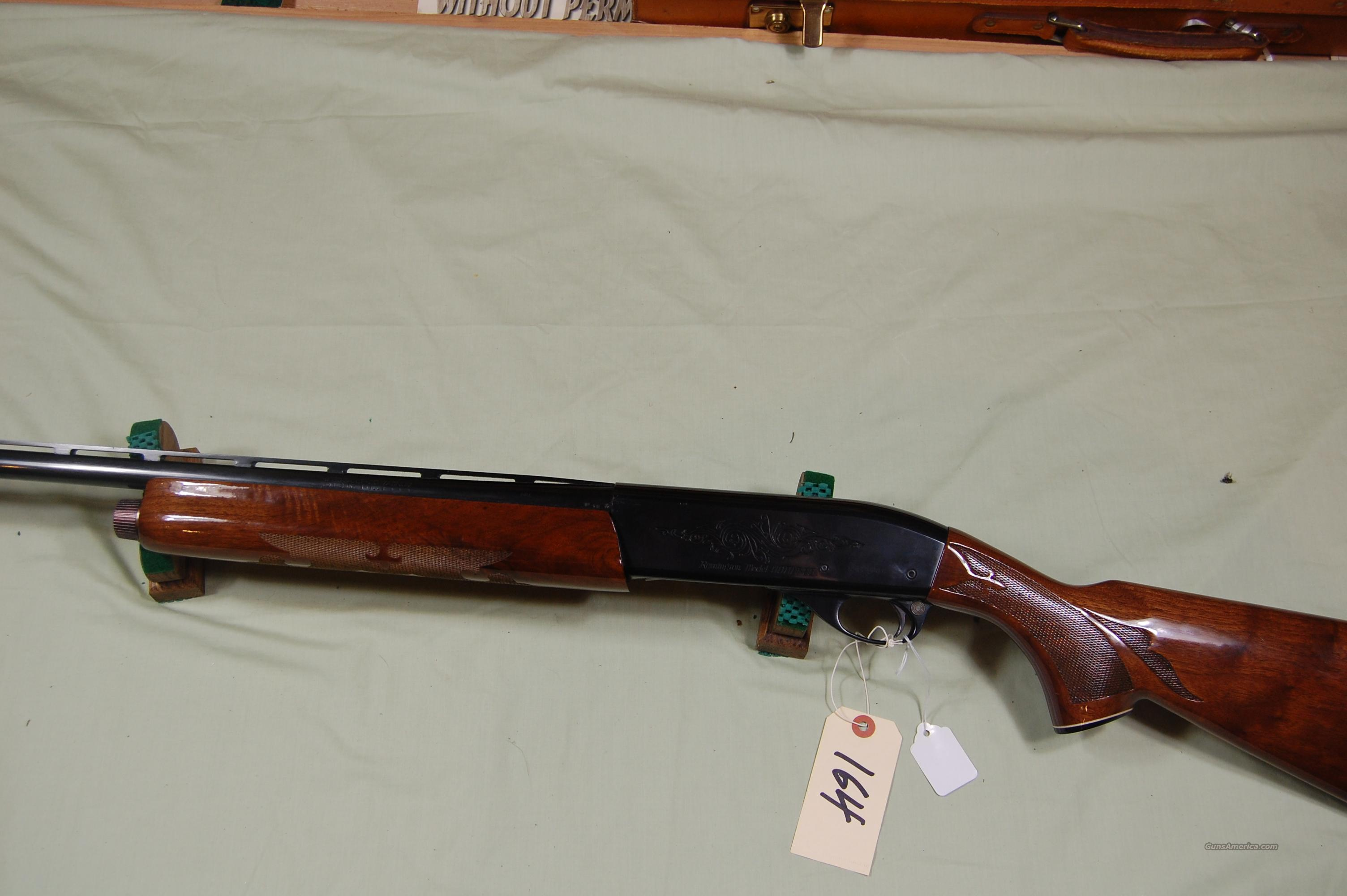 REMINGTON 1100 lITE 20 GA  Guns > Shotguns > Remington Shotguns  > Autoloaders > Hunting