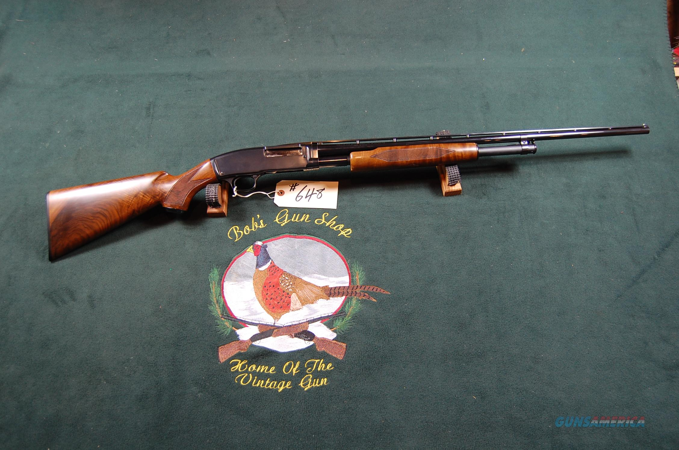 Browning Model 42  Guns > Shotguns > Browning Shotguns > Pump Action > Hunting