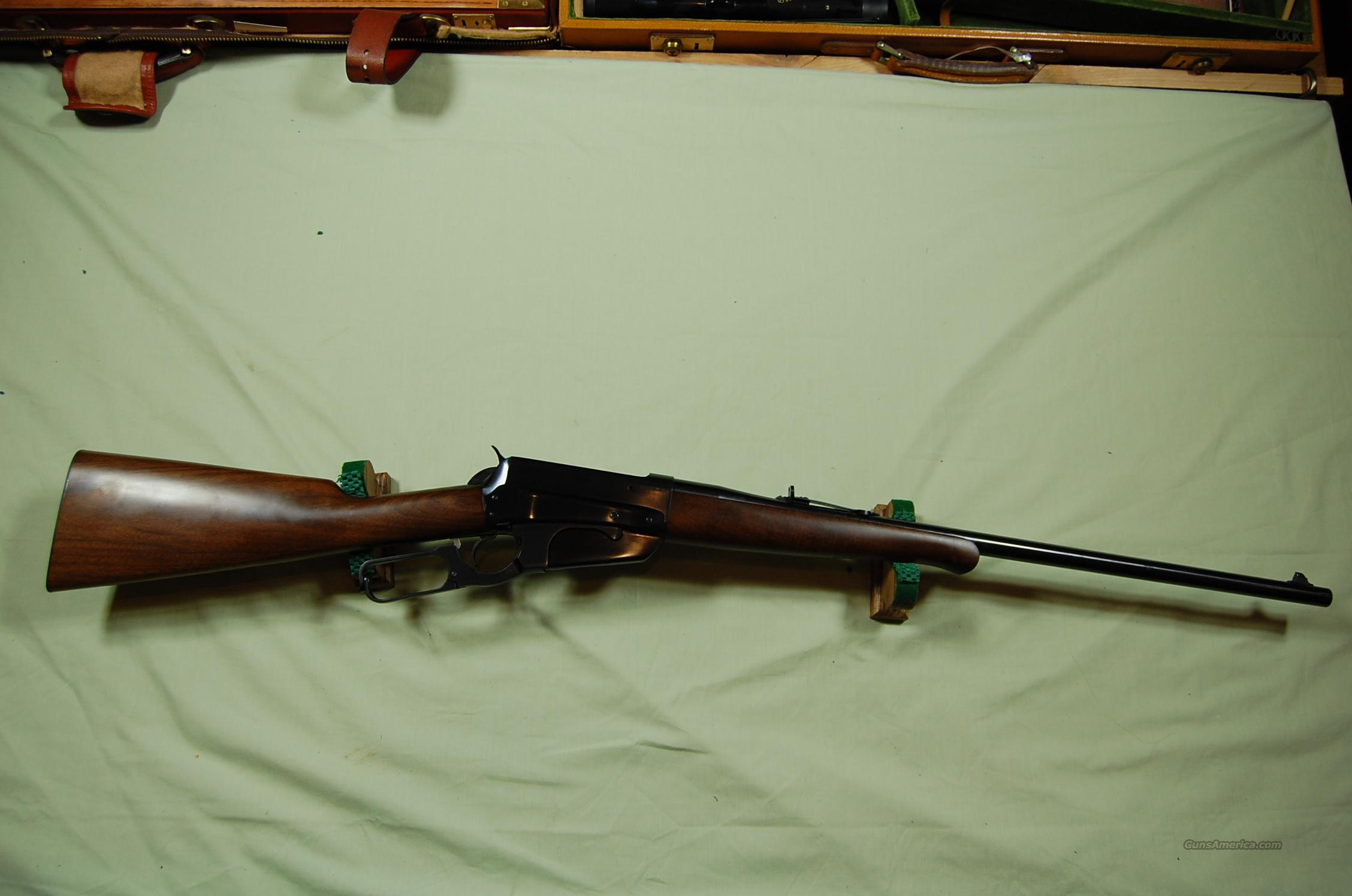 BROWNING COMMEMORATIVE  Guns > Rifles > Browning Rifles > Lever Action