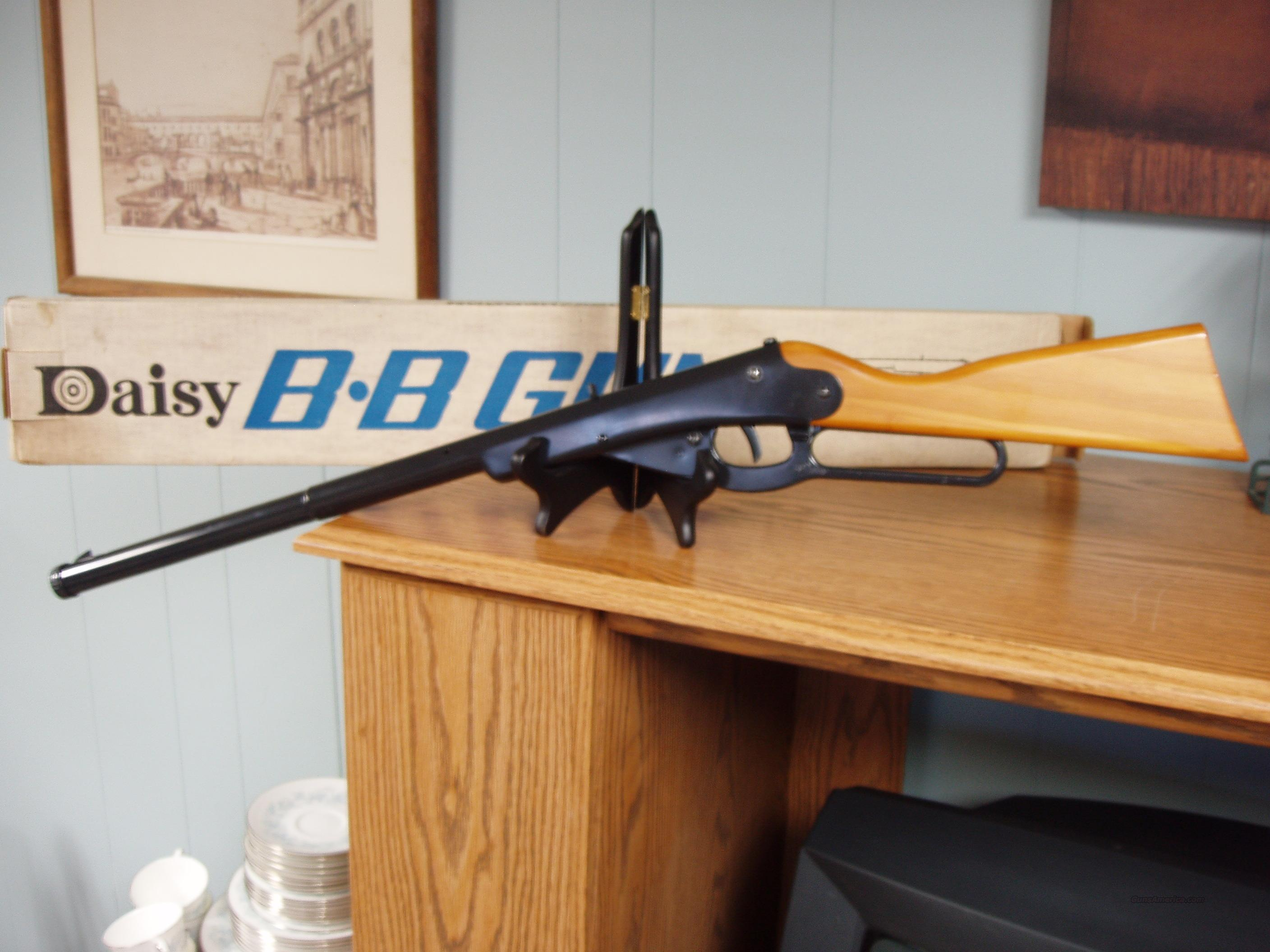 "Daisy heddon BB Gun Model 102 "" The Cub ""  Non-Guns > Air Rifles - Pistols > Childs Lever Action"