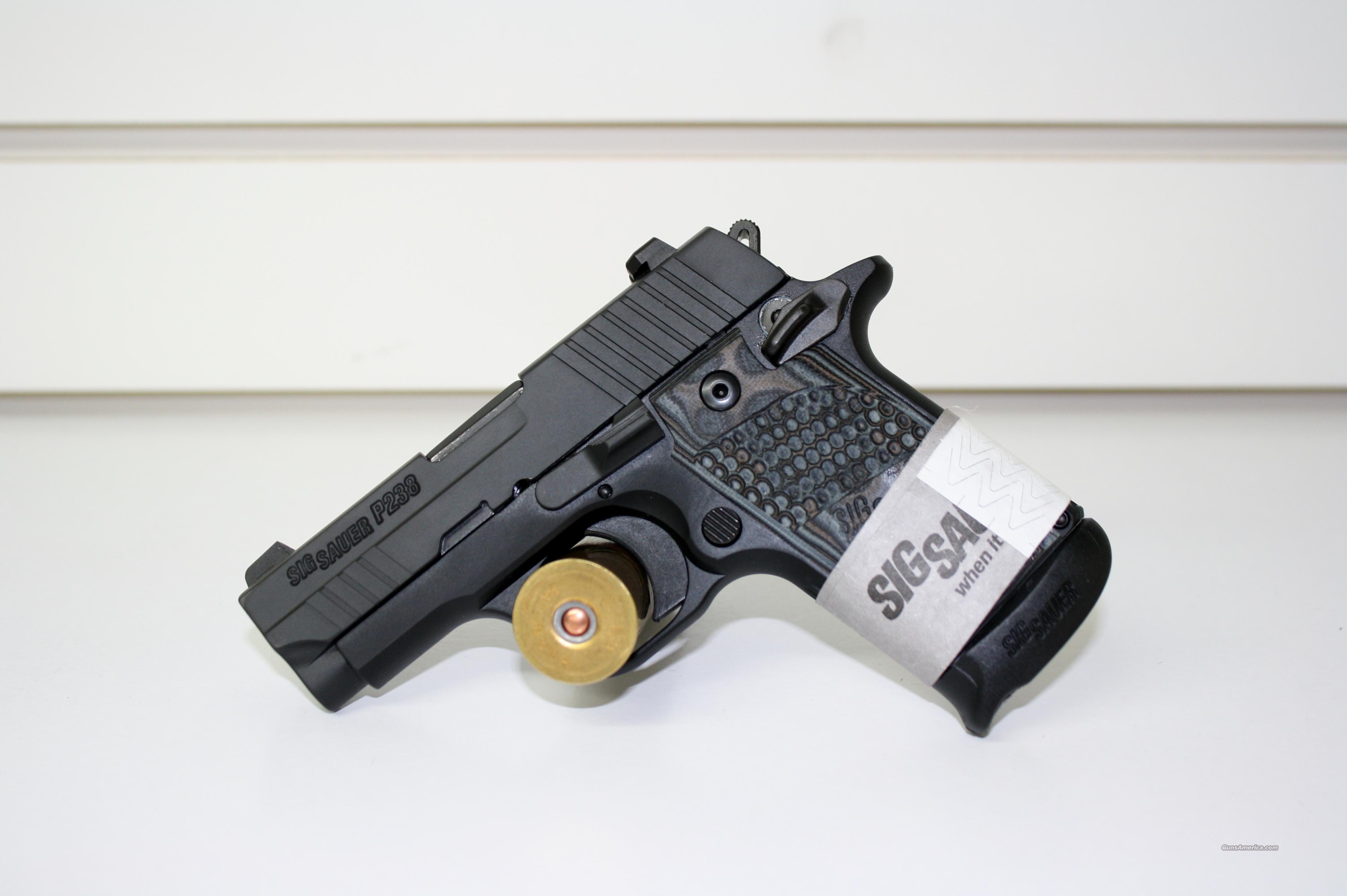 SIG SAUER P238 EXTREME 380  Guns > Pistols > Sig - Sauer/Sigarms Pistols > P238