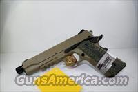 SIG SAUER 1911 SCORPION WITH THREADED BARREL  Guns > Pistols > Sig - Sauer/Sigarms Pistols > 1911