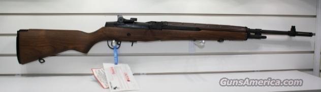 SPRINGFIELD ARMORY M1A NATIONAL MATCH WALNUT  Guns > Rifles > Springfield Armory Rifles > M1A/M14