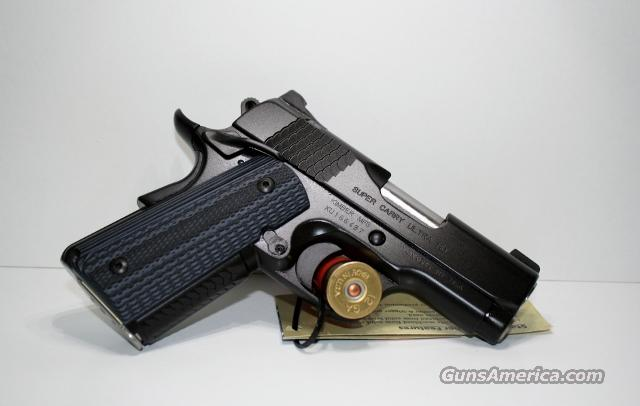 KIMBER SUPER CARRY ULTRA HD 45ACP  Guns > Pistols > Kimber of America Pistols