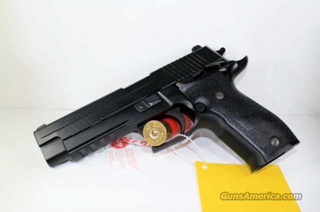 SIG SAUER  P226 S X5 EXTENDED SLIDE SINGLE ACTION 9MM  Guns > Pistols > Sig - Sauer/Sigarms Pistols > P226