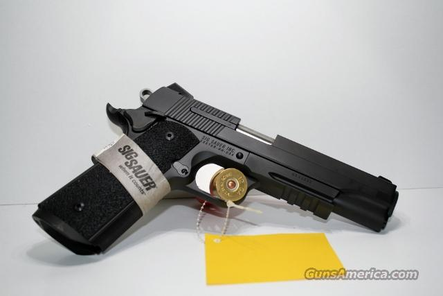 SIG SAUER 1911 TACTICAL OPERATIONS  Guns > Pistols > Sig - Sauer/Sigarms Pistols > 1911