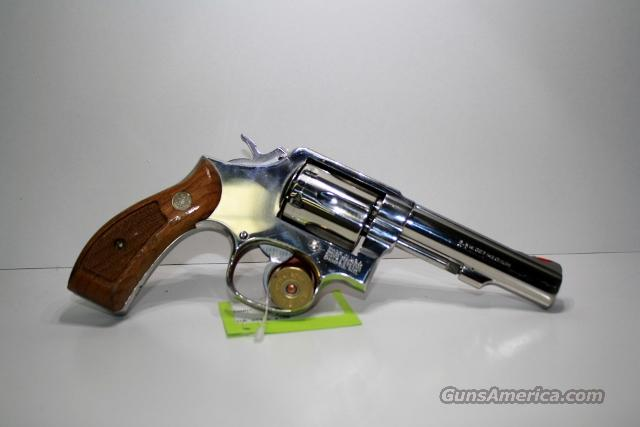 SMITH AND WESSON 65-5 NICKLE PORTED  Guns > Pistols > Smith & Wesson Revolvers > Full Frame Revolver
