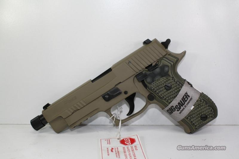 SIG SAUER P220 SCORPION THREADED BARREL New in Box  Guns > Pistols > Sig - Sauer/Sigarms Pistols > P220