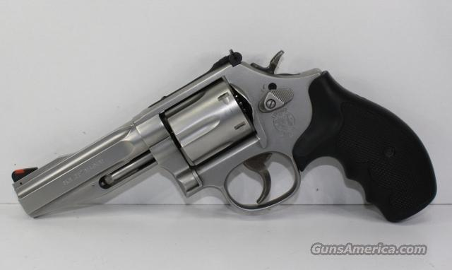 SMITH & WESSON 686 SSR 357 MAG Like New  Guns > Pistols > Smith & Wesson Revolvers > Full Frame Revolver