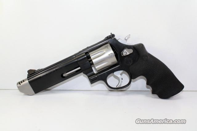 SMITH AND WESSON PERFORMANCE CENTER 627 V-COMP 357 MAGNUM  Guns > Pistols > Smith & Wesson Revolvers > Full Frame Revolver