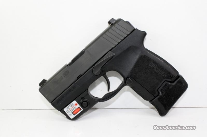 SIG SAUER P290 9mm WITH LASER SIGHT New in Box  Guns > Pistols > Sig - Sauer/Sigarms Pistols > P290