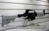 OLYMPIC ARMS K45 45ACP WITH CUSTOM STOCK AND HANDGUARD  Guns > Rifles > Olympic Arms Rifles
